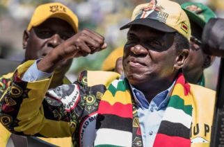 Mr Mnangagwa got more than 50% of the vote, avoiding a runoff poll