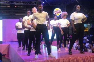 Accra Mall Holds Beauty Without Standard Fashion Show