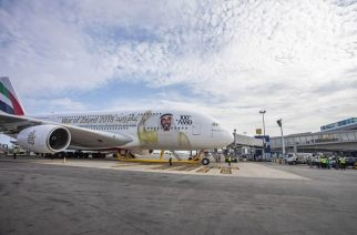 Emirates' Iconic A380 Makes Historic Touchdown In Ghana