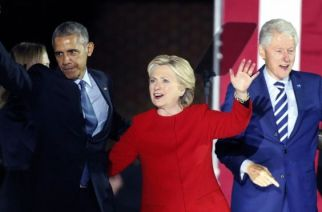 'Explosive Device' Sent To Clintons And Obama