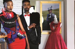 Taking African Haute Couture To The World