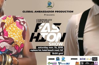 GAP-HUZ Events To Host Corporate Cocktail Fashion Show In Takoradi