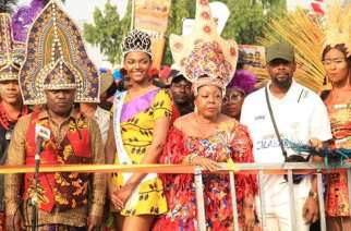 2018 Calabar Carnival Unfolds Beauty Of The Africa Story