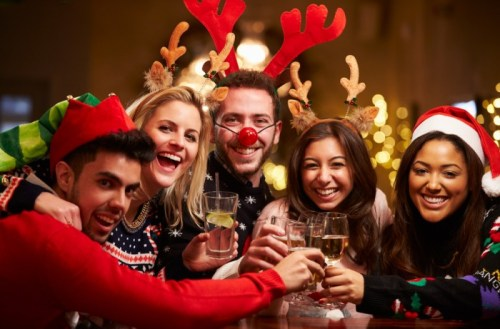 Holiday Parties Are Not Your Excuse To Cheat