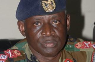 Lieutenant General Obed Boamah Akwa