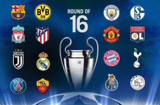 Champions League Draw: Man Utd Face PSG, Liverpool Play Bayern