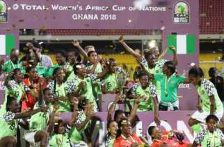 Nigeria Wins Ninth AWCON Title