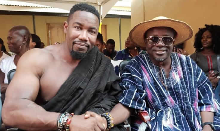 Michael Jai White: US Actor Writes About Negative Reaction To Ghana Visit