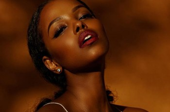 Somalian Beauty Amaal & Her Eyes Are Bound To Capture Your Soul In These Series Of Headshots