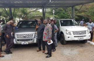 Forestry Commission Acquires Kantanka Vehicles