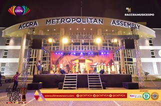 Accra Music Expo 2019: When Ga Music Ruled At AMA Forecourt