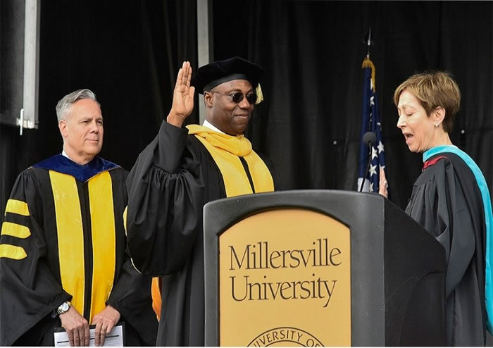 Ghanaian Professor And Tribal Chief Appointed President Of U.S. University