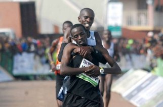 Kenyan Runner Gives Up On Winning Race To Rescue Collapsing Rival