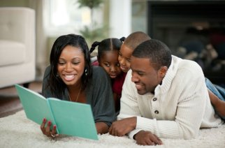 Five Parenting Tips To Help Nurture Your Kids' Reading Habit