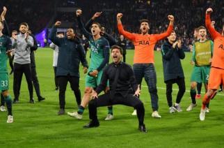 Mauricio Pochettino has guided Tottenham to a first Champions League final