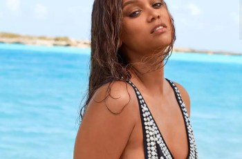 Tyra Banks Just Lit Up The Latest Sports Illustrated Swimsuit Cover At The Age Of 45