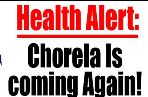 Ghana Health Service Issues Cholera Alert