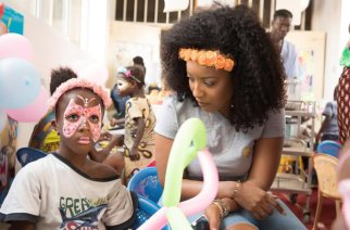 Ghanaian Star Joselyn Dumas Tackles Taboos And Children's Rights