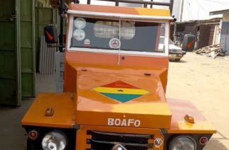 The Car Ghana Built 40 Years Ago
