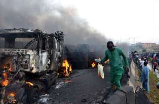 At Least 12 Bodies Recovered Following Pipeline Explosion In Nigeria