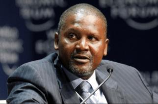 Nigerian billionaires, Aliko Dangote