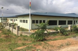 80-Bed Kasoa Polyclinic Left To Rot; Residents Angry