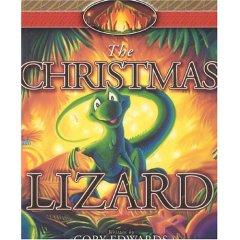 christmas-lizard