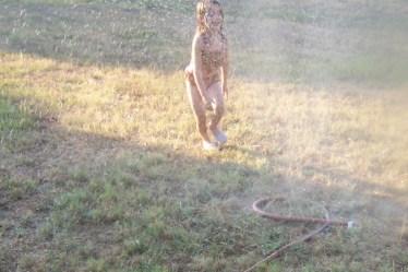 DIY Sprinker Misting Hose