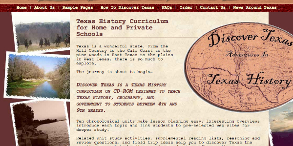 Ultimate Homeschool Guide To Texas History Classic Housewife