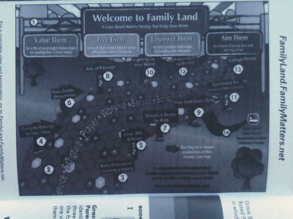 kimmel family land map