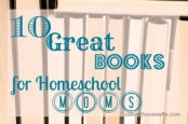 homeschool-mom-books