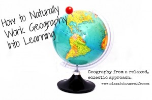 How to Naturally Work Geography Into Learning