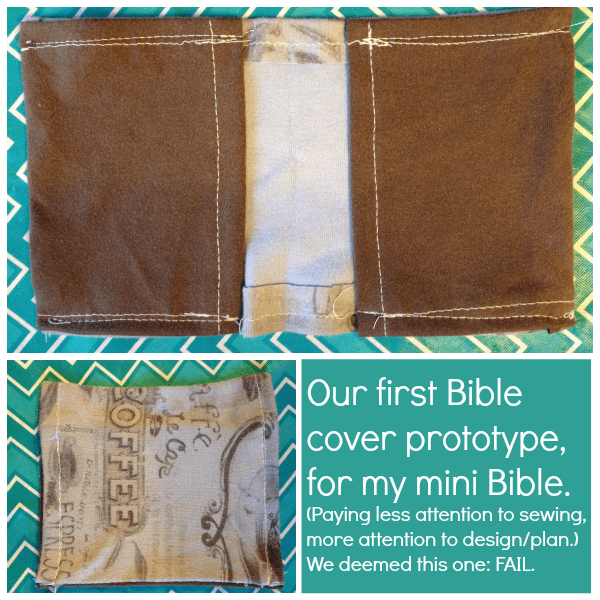 Bible Cover Business Prototype