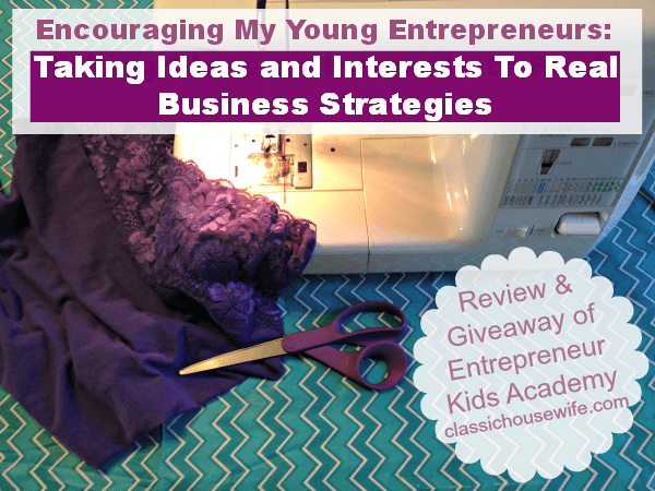 Entrepreneur Kids Academy Review