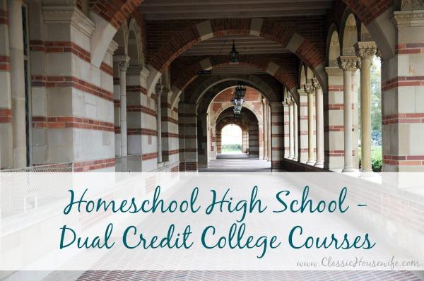 Homeschool High School College