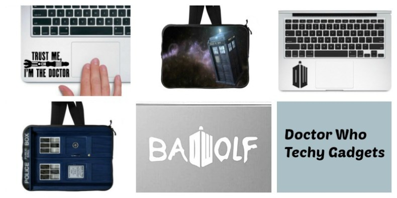 doctor who tech gadgets