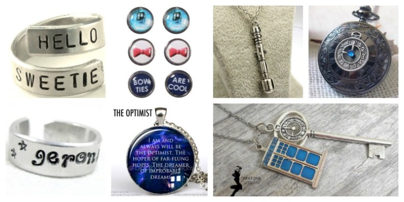 Doctor Who Jewelry