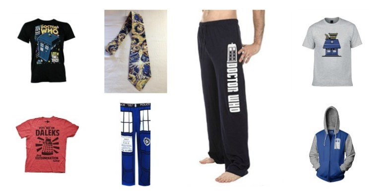 Doctor Who Mens