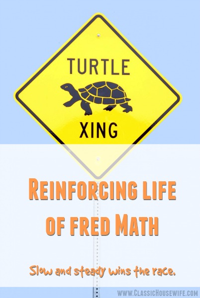 Reinforcing Life of Fred