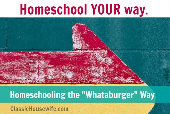 Homeschool YOUR Way (And the hardest part of homeschooling ...