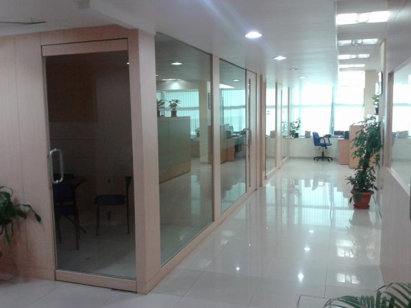Cabin Partitions