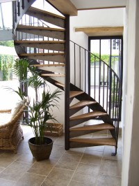 Wrought Iron Staircase | Spiral Staircases and Balustrades