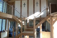 Interior Stair Design  Breaking the Traditional Mold with ...