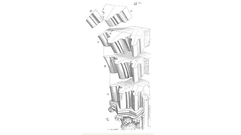 Introduction to Gothic Architectural Details and Molding