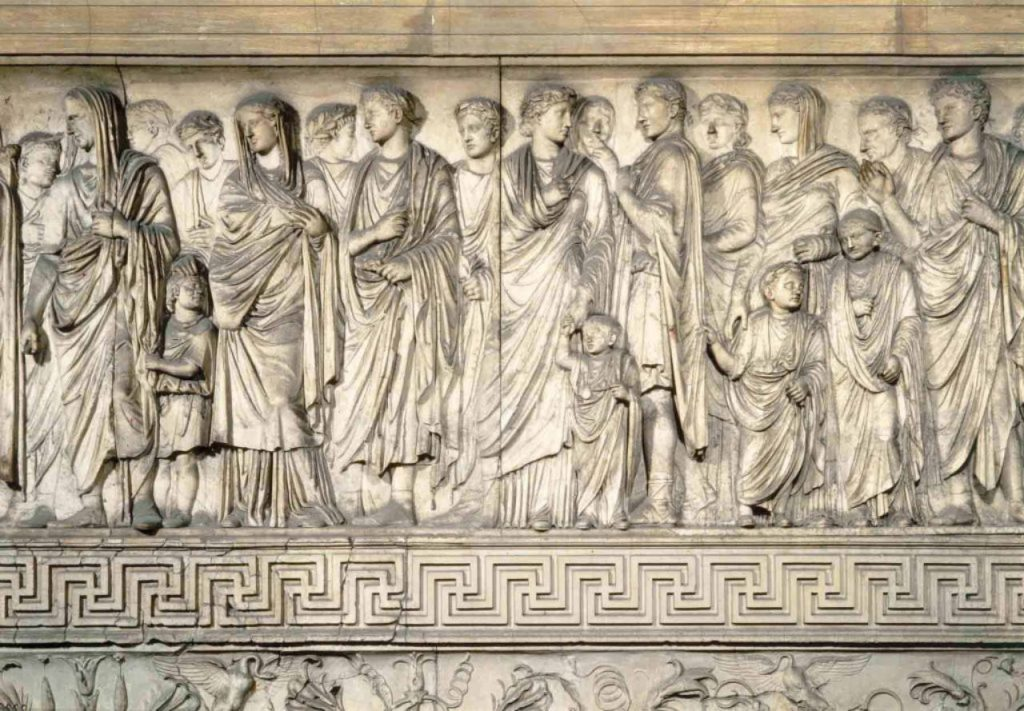 The Complex Greek Meander Institute Of Classical Architecture Art