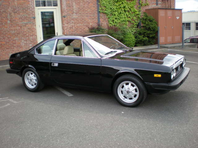 1981 lancia beta coupe classic italian cars for sale. Black Bedroom Furniture Sets. Home Design Ideas