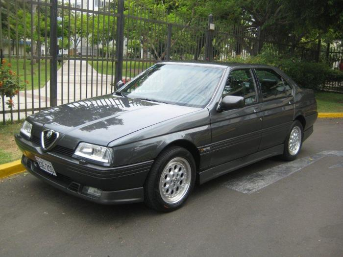 Alfa Romeo Q For Sale Classic Italian Cars For Sale - Alfa romeo 164 for sale