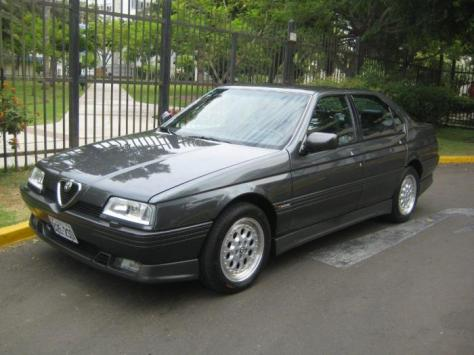 Alfa Romeo 164 Q4 For Sale