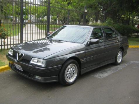Alfa Romeo 164 Q4 For Sale