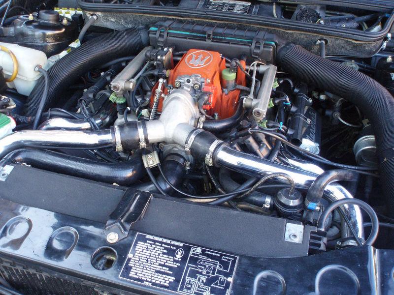 1987 Maserati 425i Turbo 4 Door Biturbo Classic Italian